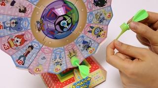 Yo-Kai Watch Darts Paper Craft