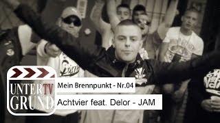 Mein Brennpunkt - Nr.04 Achtvier feat. Delor - JAM