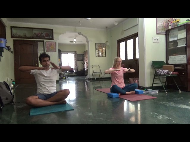 yoga for rheumatoid arthritis