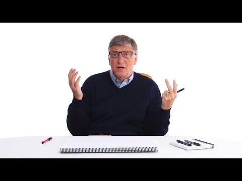 Bill Gates Explainer: Energy Equation
