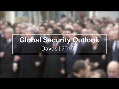 Global Security Outlook | Davos 2016
