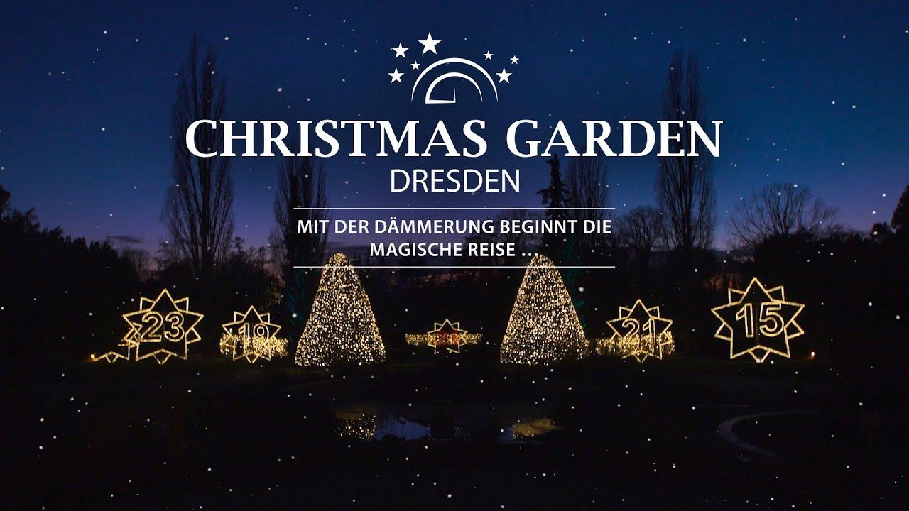 Christmas Garden Dresden 2018 | Teaser-Trailer - YouTube