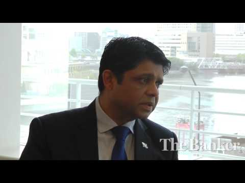 Aiyaz Sayed-Khaiyum, attorney general and economy minister, Fiji - View from ADB 2017