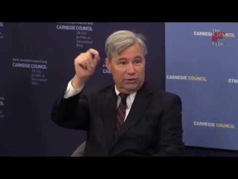 Senator Whitehouse: 'Problem... that the uniformed military has been reluctant' to 'fight' climate