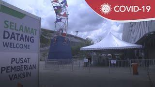 Tinjauan PPV   Axiata Arena sasar 4,000 suntikan sehari