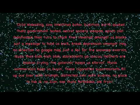 Kendrick Lamar- Heaven & Hell- With lyrics