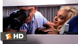 Goldfinger (2/9) Movie CLIP - Gin and Jill (1964) HD