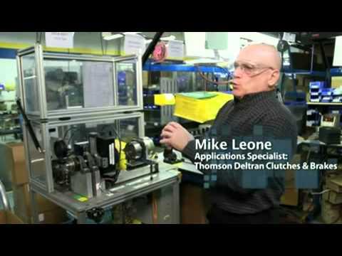 Thomson离合器、电磁制动器和减速机技术