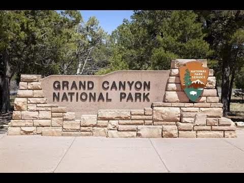 Grand Canyon Road Trip in 3D