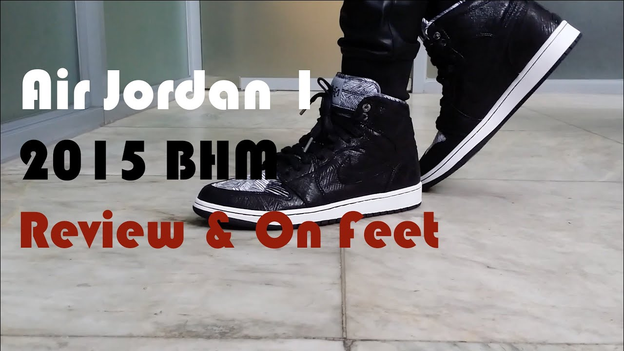 061bd19faa7 czech nike modern jogger pants d6873 e0b48; italy air jordan 1 retro bhm  black history month 2015 review on feet youtube b9380 5299f