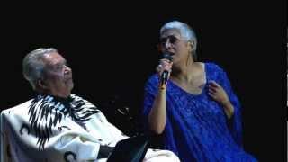 Chavela Vargas en Bellas Artes: La llorona con Raúl Rodríguez y Eugenia León - Fragmento 3