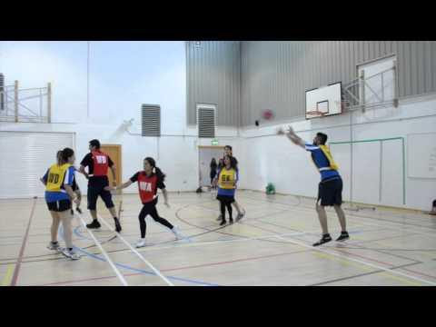 summer sizzler 2014, west london warriors, net ball & volley ball