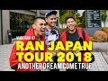 "VLOG RAN #7 - RAN JAPAN TOUR 2018 ""Another Dream Come True"""
