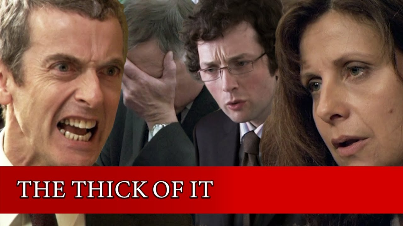 Download Wildest Moments of The Thick of It, Series 3   The Thick of It   BBC Comedy Greats