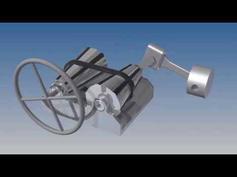 Cvt Continuously Variable Transmission Autodesk Inventor Animation Studio