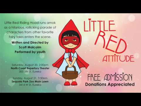 Little Red Attitude - Free Play