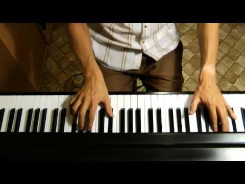 François de Roubaix- La Scoumoune (version piano)