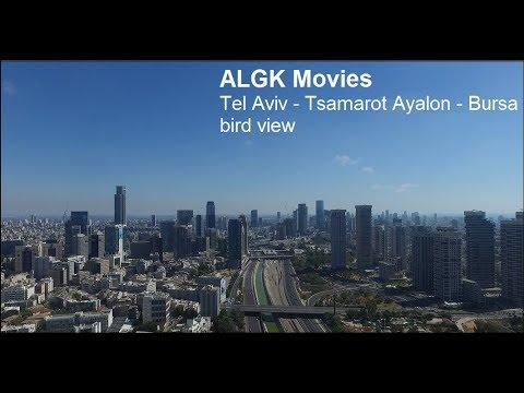 ALGK Movies - Tel Aviv - Israel - Bird View