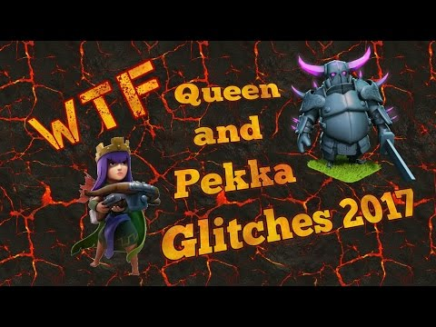 Clash of Clans Glitches | WTF | April 2017 COC Glitches