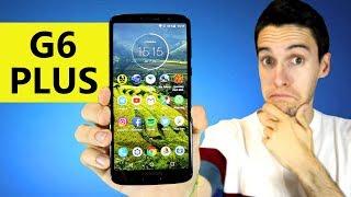 Motorola Moto G6 Plus, REVIEW en español - Lo VALE??