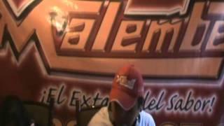 "Sonido Malembe ""Cumbia Huepaje""  www.sonidomalembe.com/transmisiones.html"
