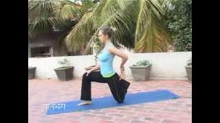 Хатха йога для начинающих | Обучающее видео