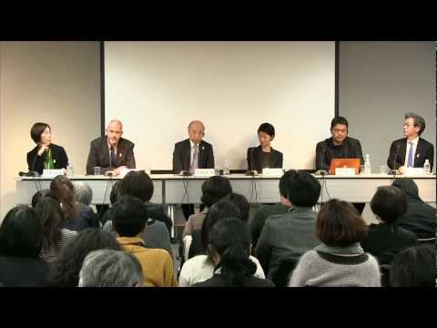 """Open Forum """"The role of Arts Council in Japan """" Panel Discussion"""