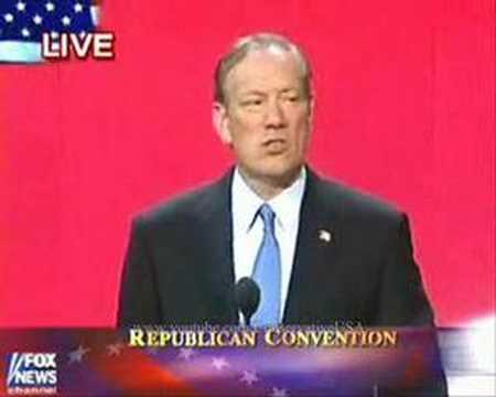 PATAKI [2004 Republican National Convention] part 1/2