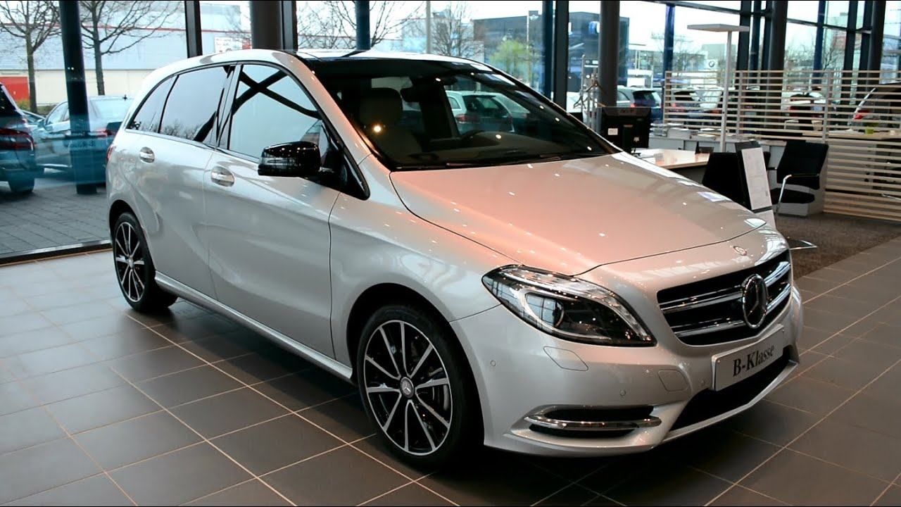 2014 new mercedes benz b class w246 b klasse b 250 youtube. Black Bedroom Furniture Sets. Home Design Ideas