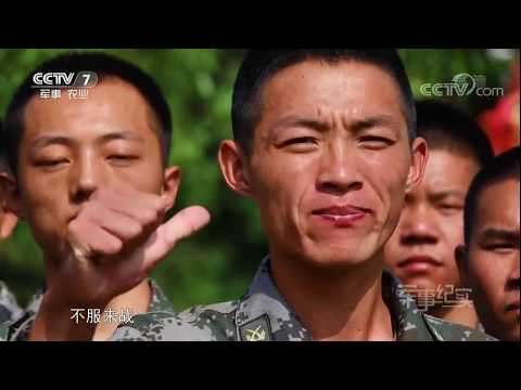 Goal is Taiwan  training of the Chinese Army