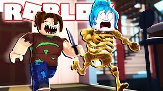 HE IS NOT MY FRIEND!! (ROBLOX MURDER)