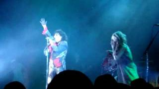 Alice Cooper Welcome To My Nightmare & Cold Ethyl Live Atlantic City November 1, 2008 11-1-08