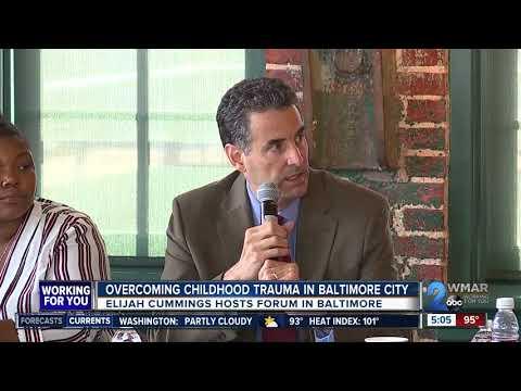Overcoming childhood trauma in Baltimore City