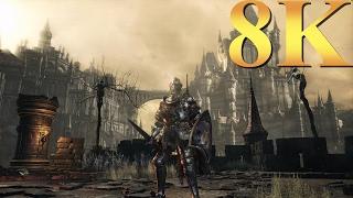 Dark Souls III 8K Gameplay Titan X Pascal 3 Way SLI PC Gaming  4K | 5K | 8K and Beyond