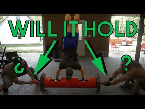building a gym in my big garage  youtube