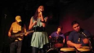 """SITTI (Contagious) - """"Chega De Saudade"""" Live! @ Ten02 Bar"""