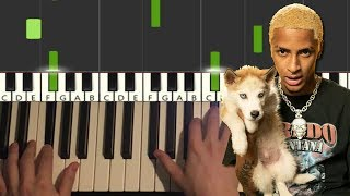 Baixar Comethazine - Walk (Piano Tutorial Lesson)
