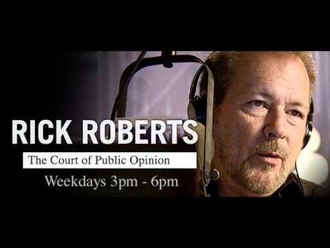 """Rick Roberts Calls a Caller an """"Ignorant Slut"""""""