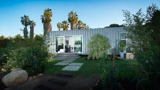 IPME Builds West Coast Container House Walkthrough (2015)