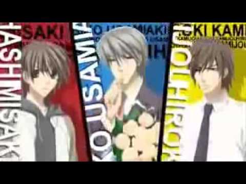 Чистая Романтика 1 сезон (2008) смотреть аниме онлайн