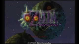 The Legend Of Zelda Majora