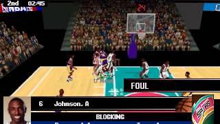 NBA Action 98 (SEGA) (Windows) [1997]