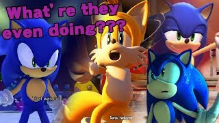 Sonic Stories CAN'T Be Restrictive
