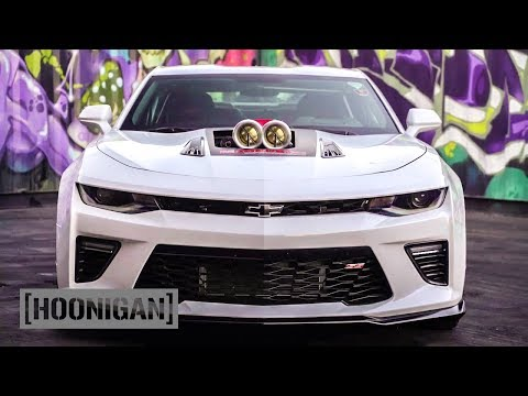 [HOONIGAN] DT 199: 1150HP Supercharged Camaro SS