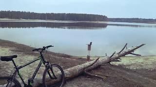 Путешествия на велосипеде. Выезд в пос. Победа и Светлую Поляну. Самоизоляция на природе.