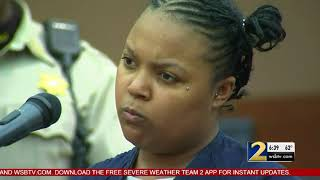Mother accused of killing children, putting them in oven appears in court