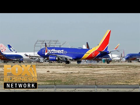 Southwest, American Airlines And United Meet With The FAA About Boeing 737 Max