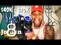 The Only Review in YOUTUBE History! First sneaker review Drake Kentucky Madness Jordan 8 PE!