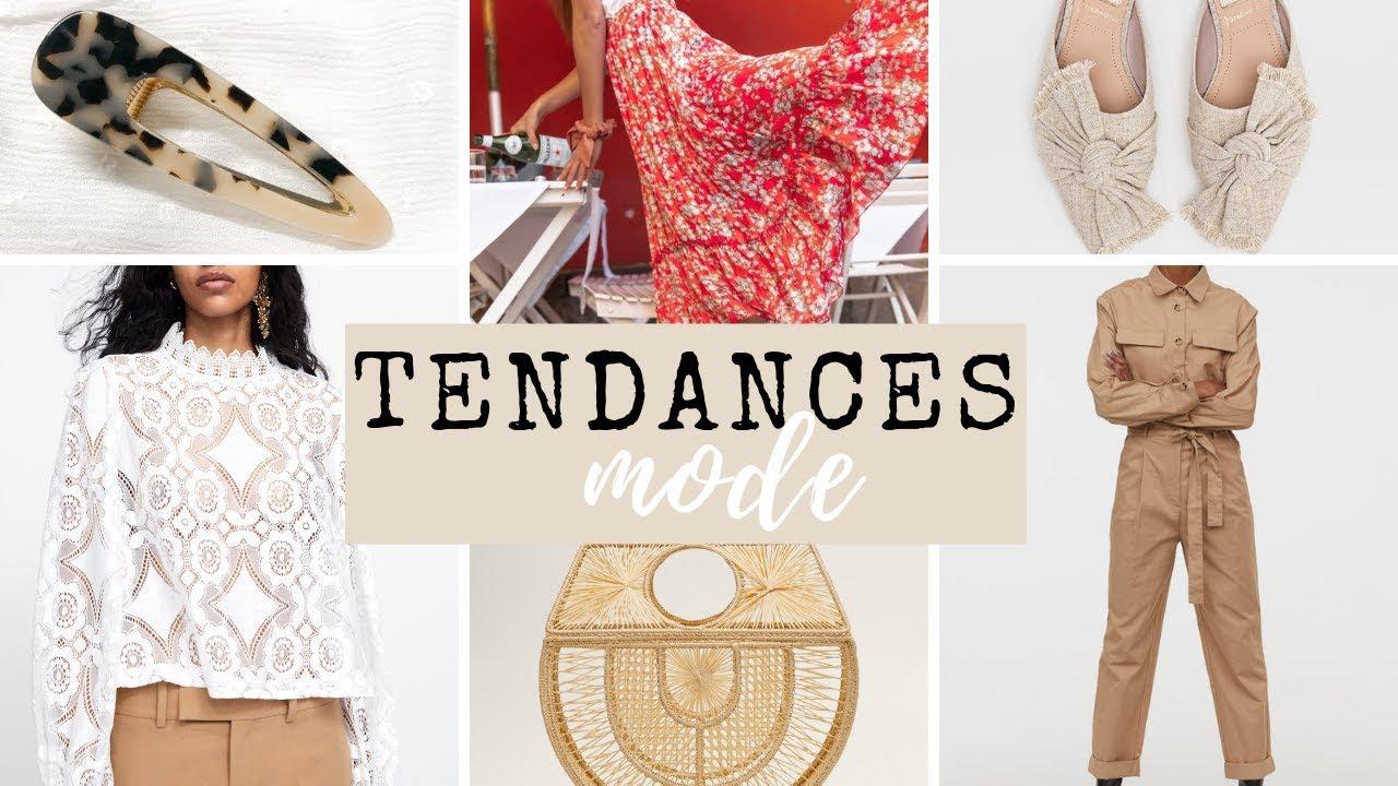 détaillant en ligne 927ab 3cf5e Tendances/wishlist mode - Printemps 2019