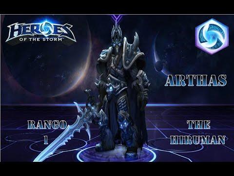 Build Arthas Dps